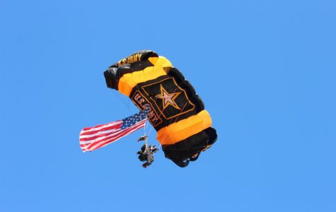 Golden Knights Landing