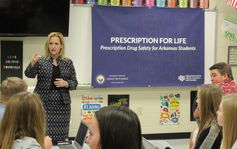 Prescription for Life Press Conference