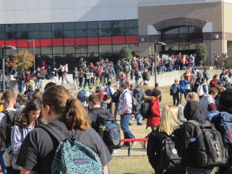 Weary Weather Affecting Student Life at Cabot High